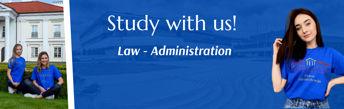 Study with us!