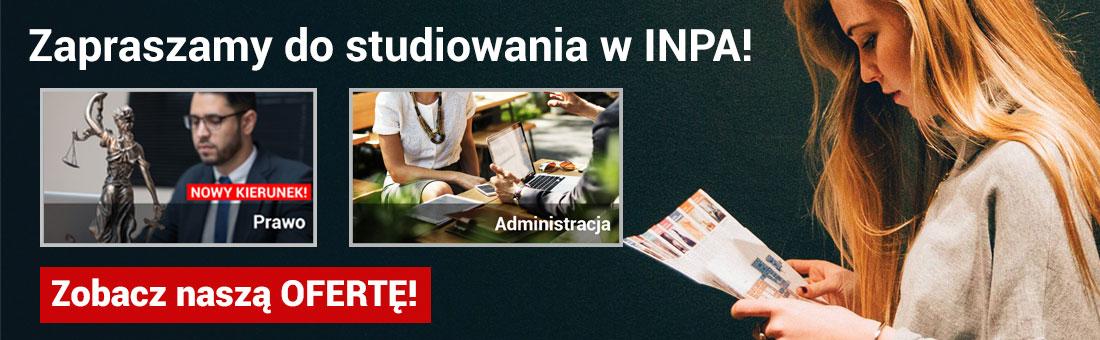 Kierunki w INPA
